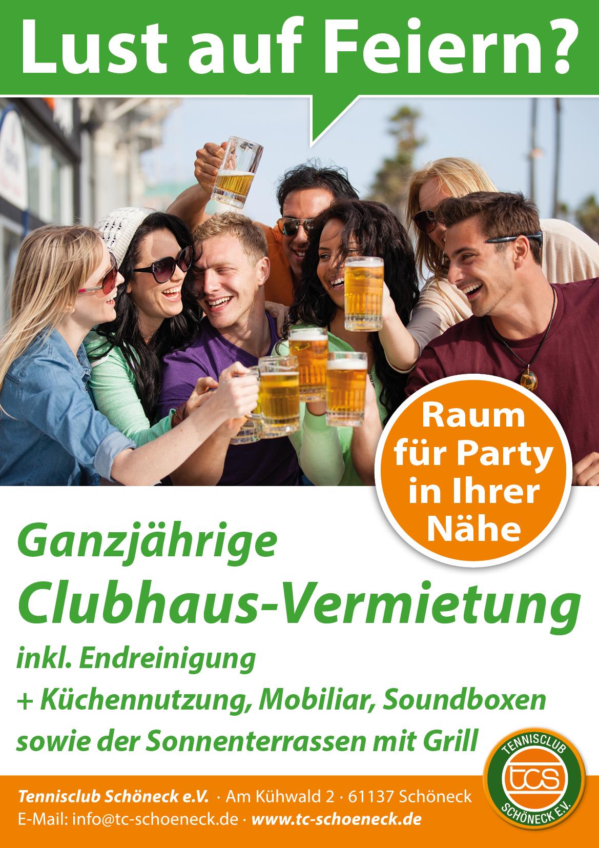 Clubhausvermittlung